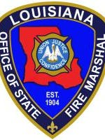 A 49-year-old Mansura woman died Tuesday morning after a fire in which four other people, including a 2-year-old boy, escaped, according to a release.
