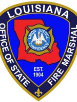 A camper trailer fire early Saturday morning killed a Pineville woman and critically injured a man, according to the Louisiana State Fire Marshal's Office.