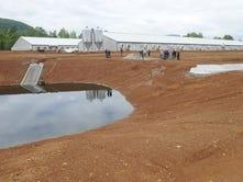 Environmental agency denies hog farm's permit