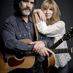 Larry Campbell and Teresa Williams have upcoming shows in Freehold, Red Bank and Morristown.