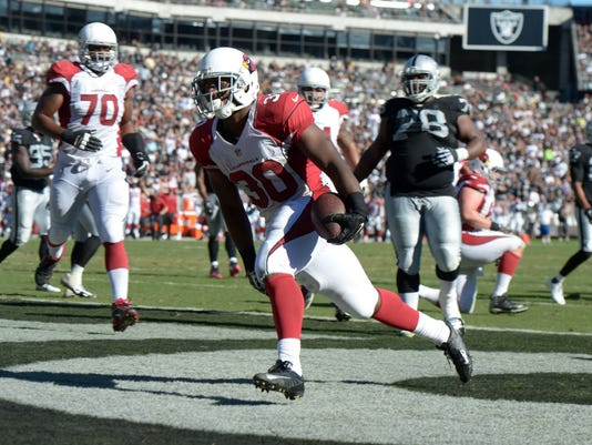 NFL: Arizona Cardinals at Oakland Raiders