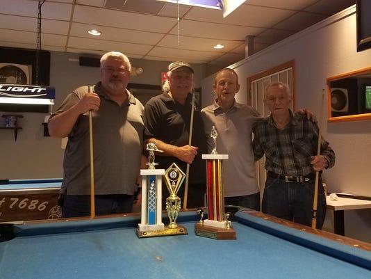October Friendship Pool Winners