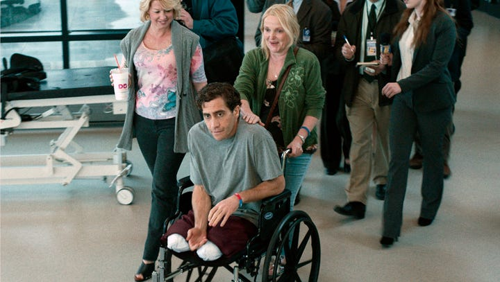 'Stronger': Gyllenhaal takes on Boston Marathon hero