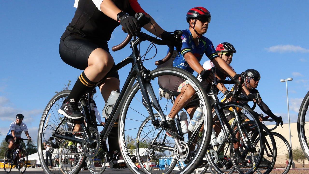 Oryx Challenge bike tour Sunday