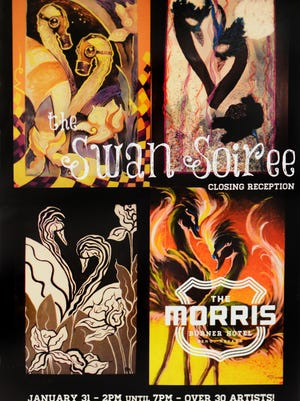 The Swan Soiree will be Saturday, Jan. 31, at the Morris Burner Hotel. Proceeds will go toward helping the Reno/Sparks Gospel Mission.