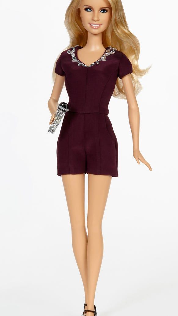 Barbie Sheroes Ava Duvernay Kristin Chenoweth Emmy Rossum