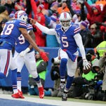 Report: Buffalo Bills trading Tyrod Taylor to Cleveland Browns for third-round pick