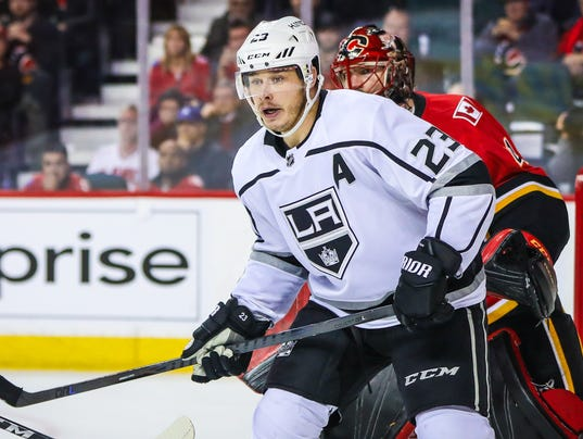 NHL: Los Angeles Kings at Calgary Flames