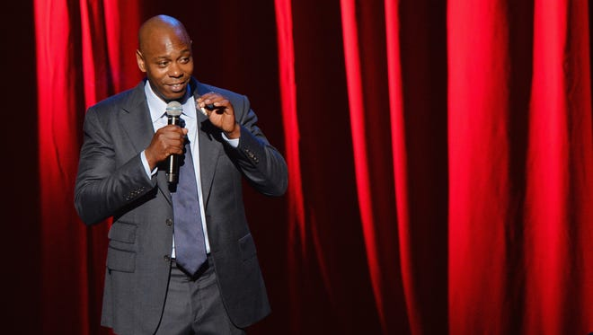 Dave Chappelle will be back at the Pabst Theater next week.
