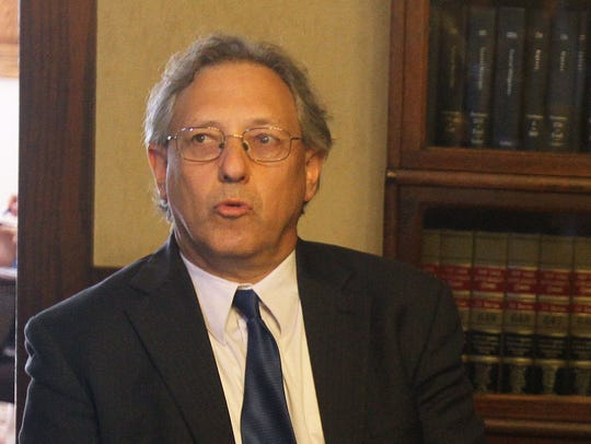 Attorney Michael Sussman represented Carmel school