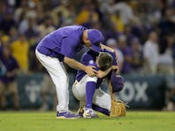 Better base running, fewer walks, and LSU would be in Omaha this weekend