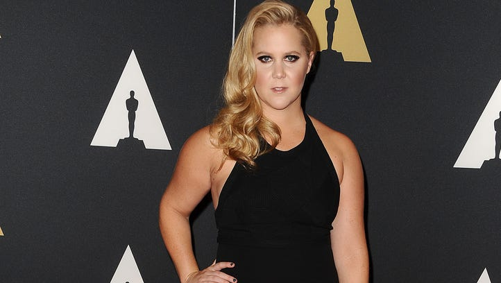 Comedian Amy Schumer attends the 7th annual Governors