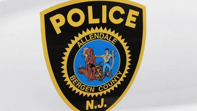 Allendale, NJ police logo