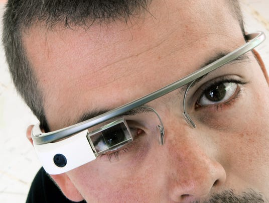 Your Say 1103 Google Glass