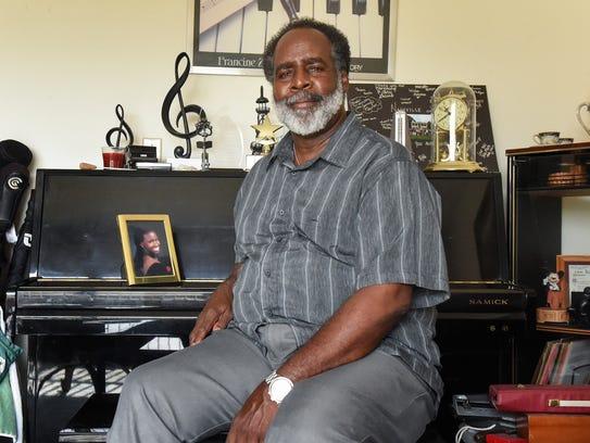 Former Martin County High School music/choral director