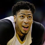 New Orleans Pelicans forward Anthony Davis (23) is one of the top players in the league.