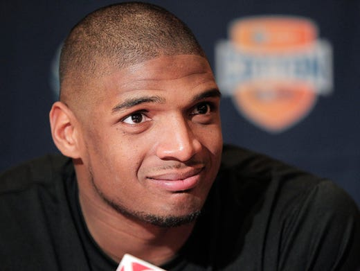 Analysis: 'A lot going against' Michael Sam to make Rams