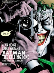 'The Killing Joke' by Alan Moore