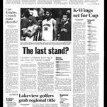 Battle Creek Sports History: Week of May 19, 1976