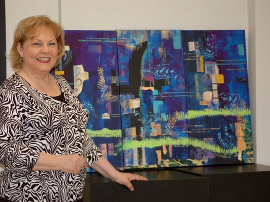 Kathleen Pate, chairman of the Bossier Festival of