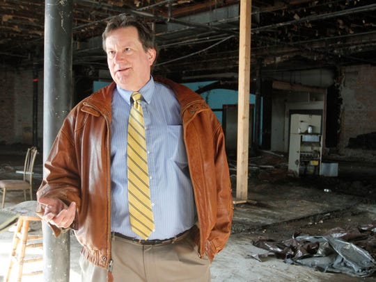 Thane Kifer, new owner of the former Downtown Remington's