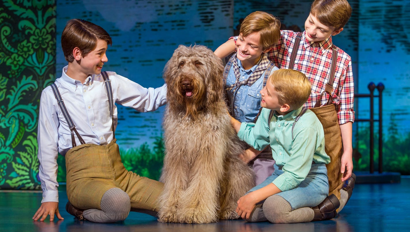 Review: 'Finding Neverland' flies high with help of charming kids and songs