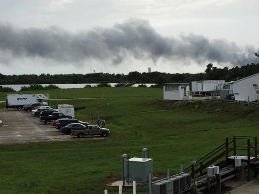 SpaceX Explosion_Sloa