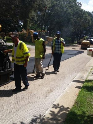 Gulf Breeze will continue resurfacing several city streets after weather prevented completing the work earlier this month.