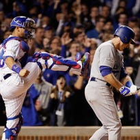 NLCS: Cubs win Game 4, stave off elimination