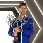 Tennis Channel recaps a weekend which saw top-ranked Novak Djokovic become the first man to win six Masters titles in a year.