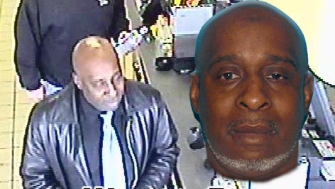 Evesham police say Kevin Reed, 56, stole wallets from women's purses at businesses near Route 73.