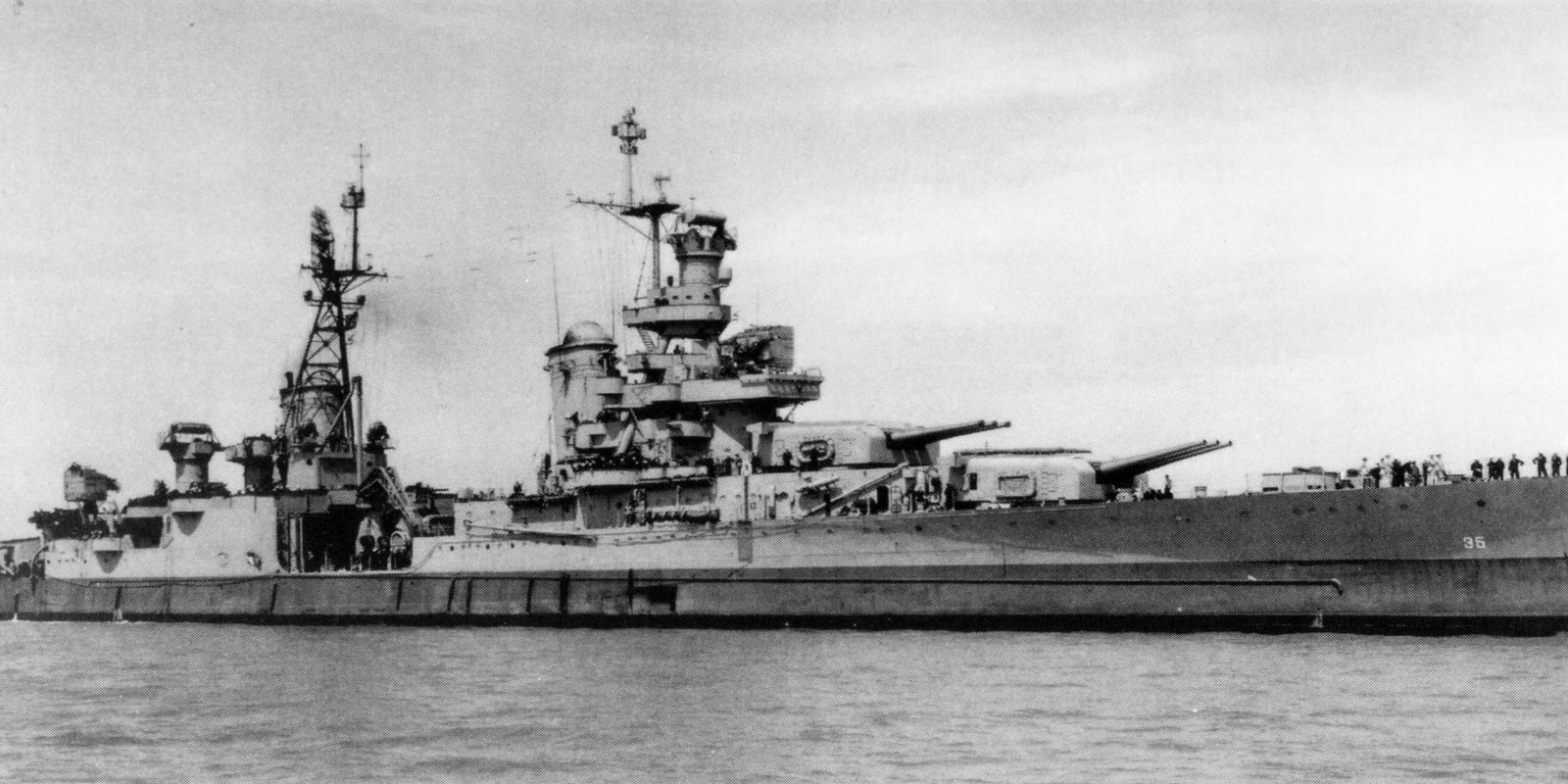 Don Howison, the oldest remaining survivor of USS Indianapolis, dead at 98