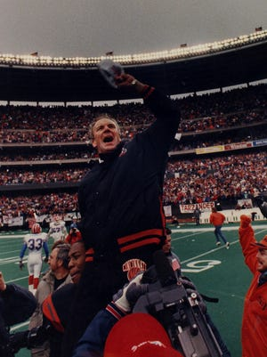 Sam Wyche was an original Bengals player and then led the team to its second Super Bowl appearance.