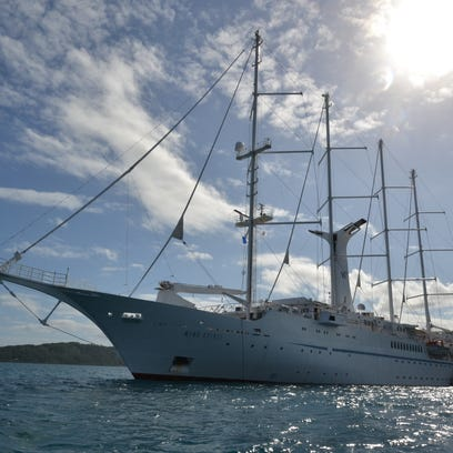 Cruise ship tours: Inside Windstar Cruises' Wind Spirit