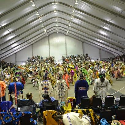 Morongo powwow brings community together