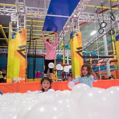 Kids AZ! 12 best kids events this week: New trampoline park, hot air balloon rides, S'more