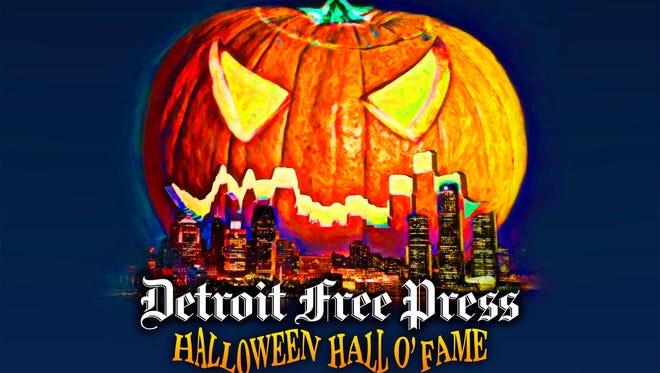 Halloween Hall o' Fame