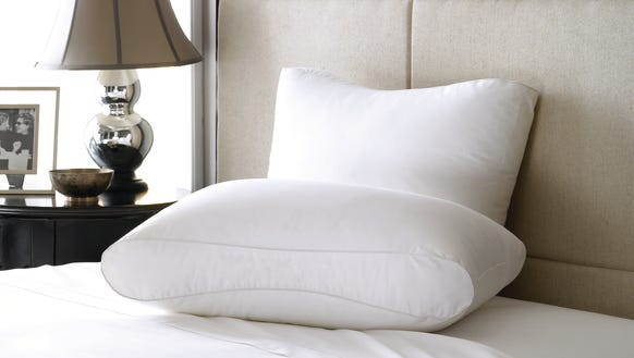 Pillow talk is big business for hotels for Comfort inn pillows to purchase