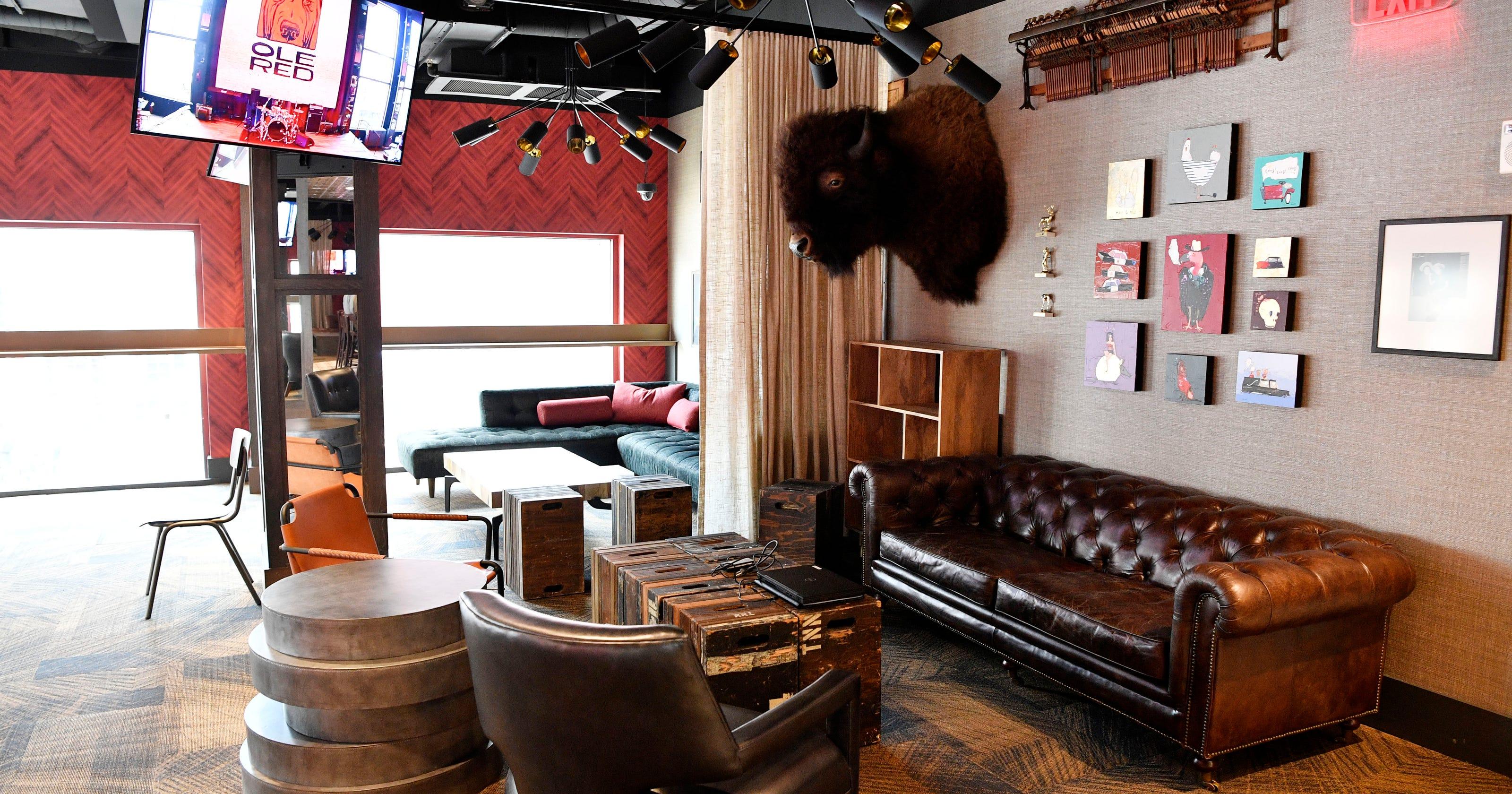 Ole Red Nashville: Blake Shelton's bar offers upscale take on honky tonk