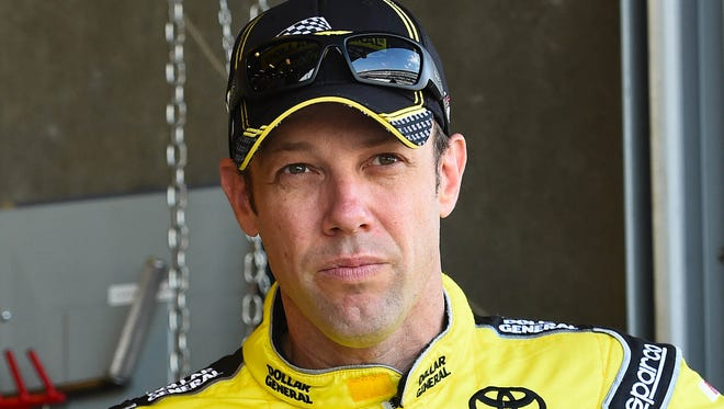 Matt Kenseth says he's glad NASCAR is testing different setups but admits it's hard to tell sometimes what might work best.