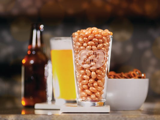 Jelly Belly introduces beer-flavored jelly bean