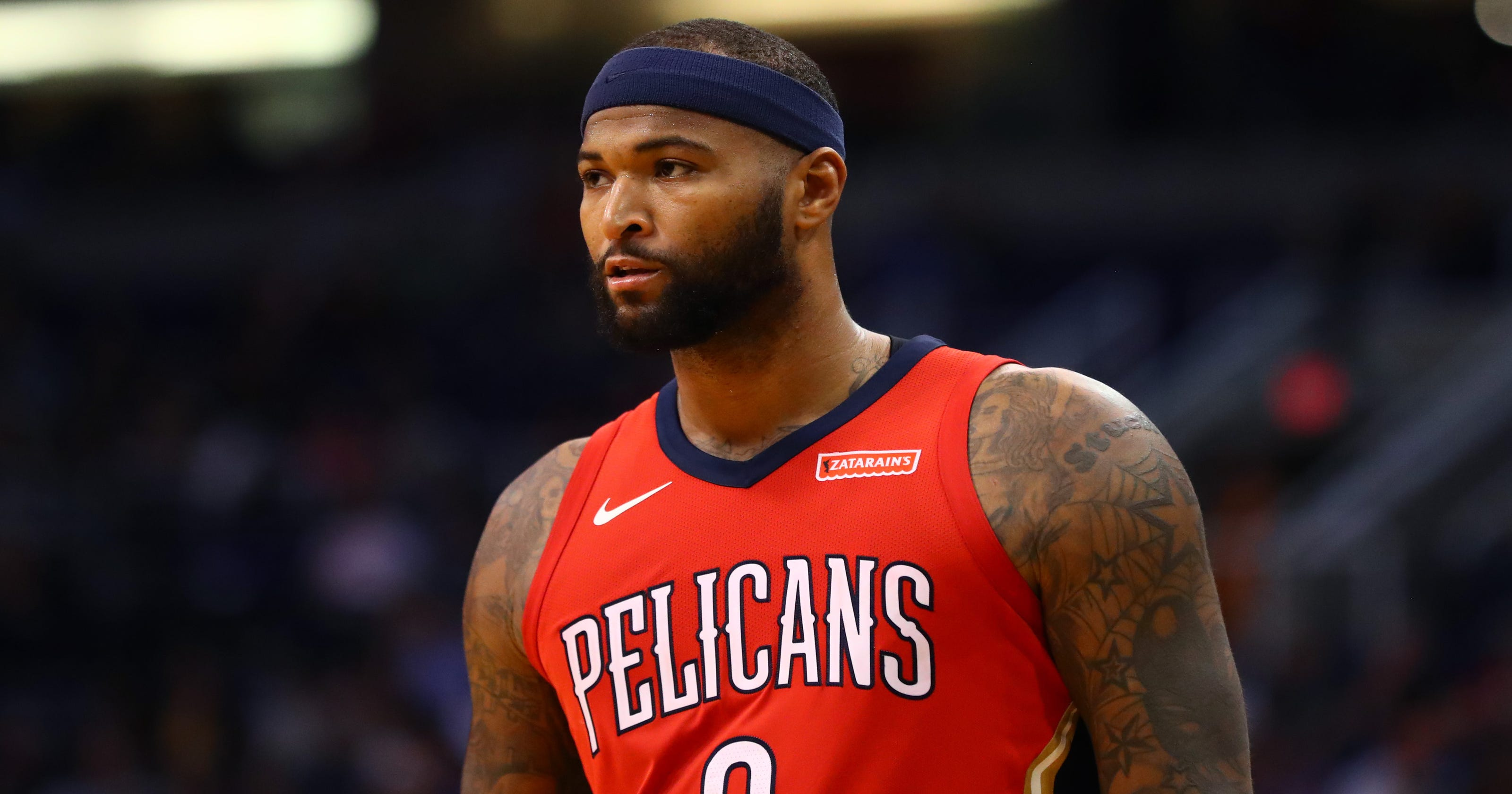 innovative design 08458 adf32 DeMarcus Cousins joins Golden State Warriors, report says