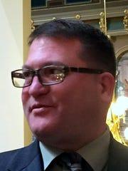 Iowa state Sen. Steve Sodders