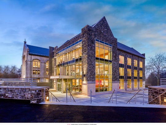 John Stewart Memorial Library and Lenfest learning Commons at Wilson College in Chambersburg.