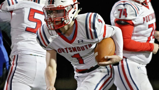 Dan McKinnon was primed for a big senior season with the Portsmouth football team, but a serious back injury dashed those hopes.