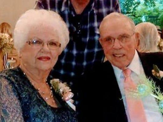 Engagements: Everett Lindley & Barbara Lindley