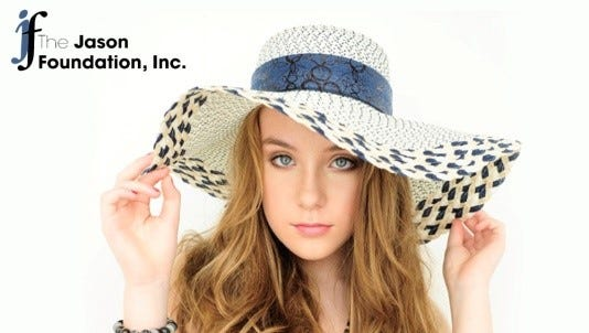 Country singer Bailey James has been named The Jason Foundation's national youth advocate.