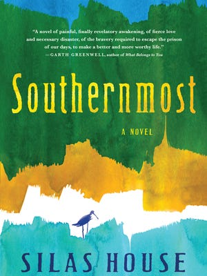 """Silas House will discuss his book """"Southernmost"""" at Union Ave. Books in Knoxville at 2 p.m. June 10."""