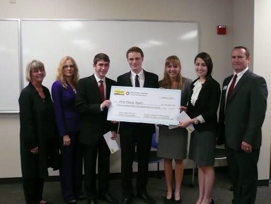 HS Ethics Winning Team 14