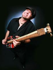 Blues guitarist JP Soars checks in at the Bradfordville